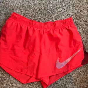 Nike Shorts - Nike running shorts!!